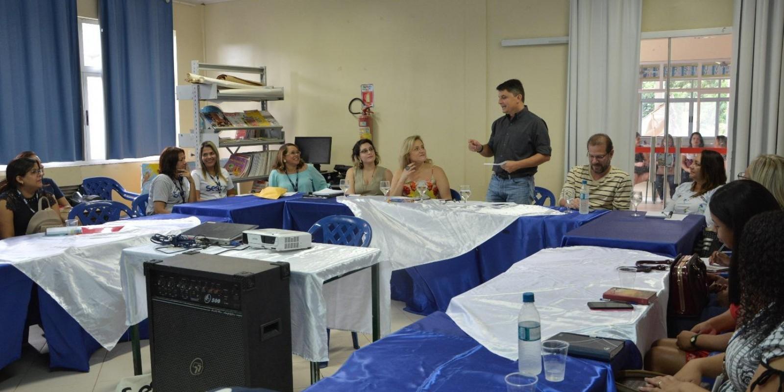 Encontro de Socialização dos Projetos Habilidades de Estudo