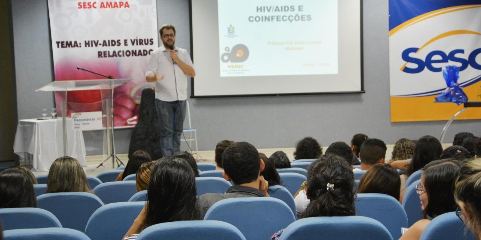 XI Jornada da Saúde Sesc Amapá