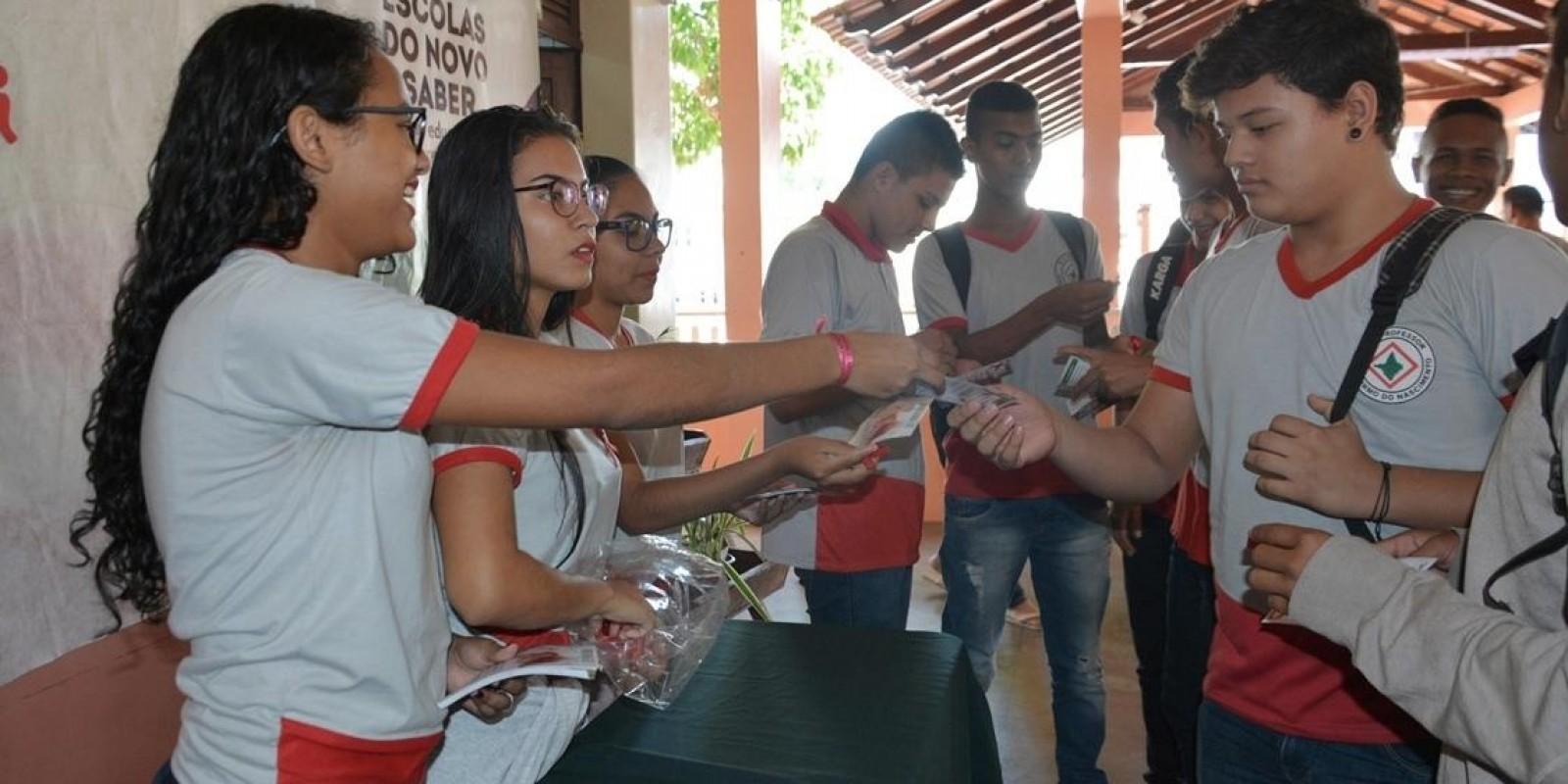 Ação Projeto Transando Saúde - Dia Mundial de Combate a Aids