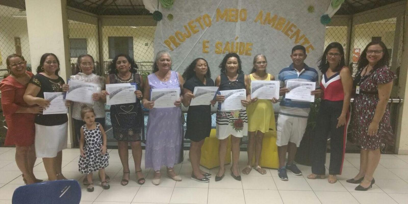 Encerramento Educação de Jovens e Adultos Escola Sesc