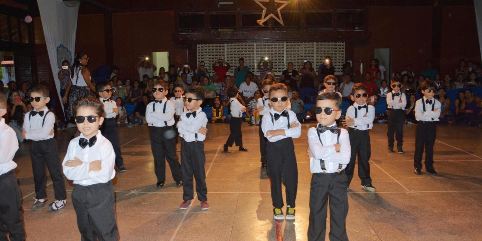 Noite Cultural Escola Sesc - Segundo Dia