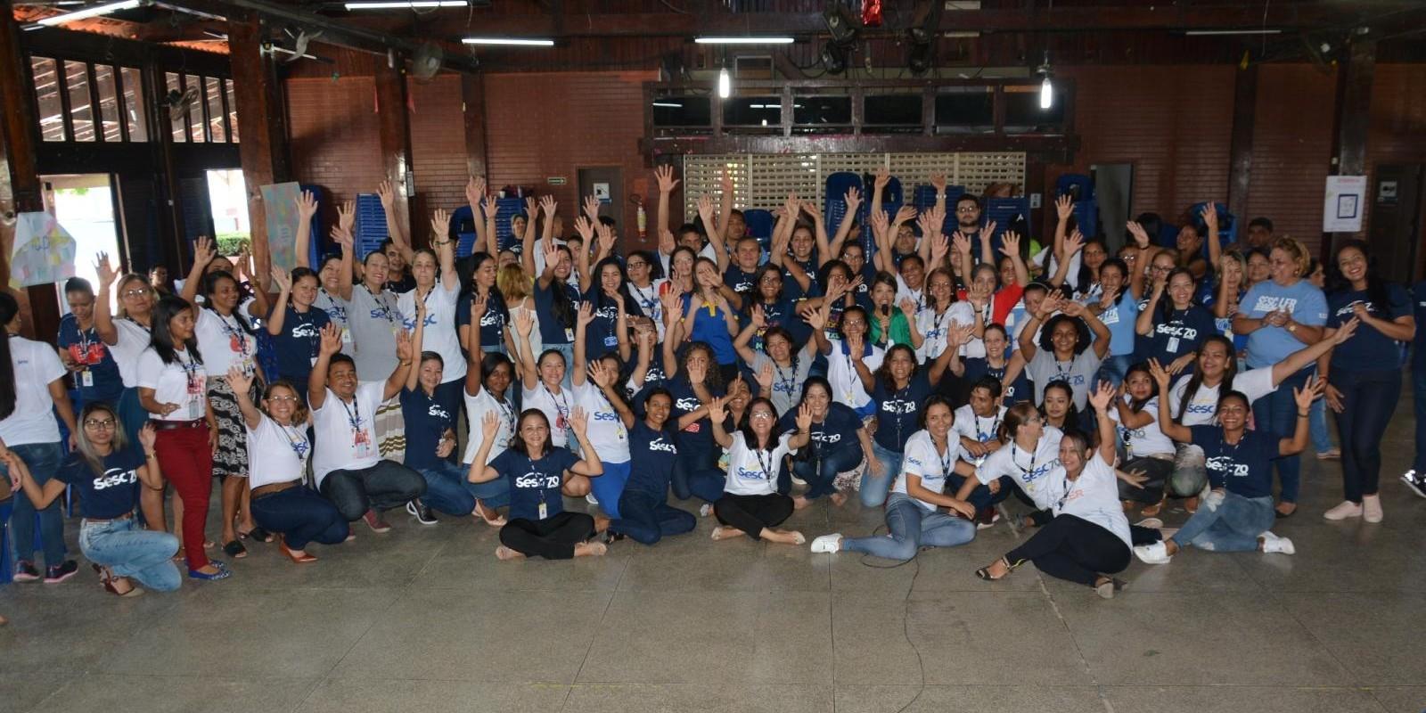 Oficina Orgulho de Pertencer Sesc Amapá - Programa Educação
