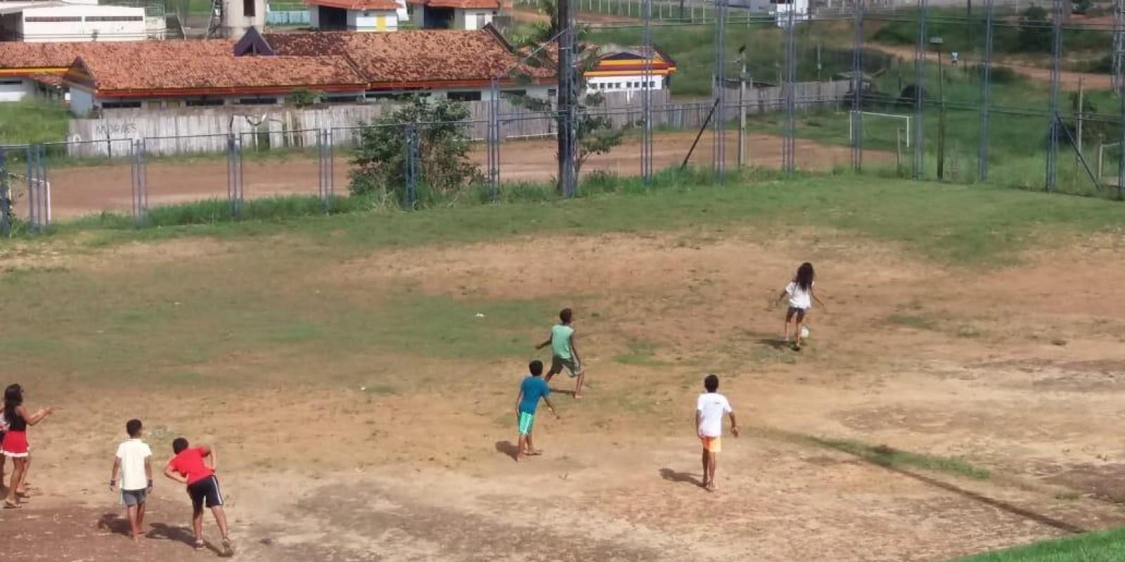 Dia do Desafio 2018 - município de Laranjal do Jari