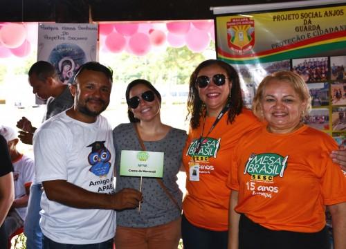 Ação Social da Campanha Outubro Rosa (20/10)
