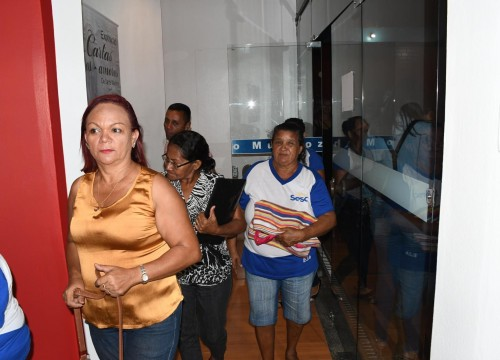 """Vernissage da Exposição """"Cartas Des-Amores"""" (Projeto Entre Artes)"""