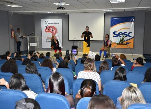 Abertura da 12ª Jornada da Saúde do Sesc Amapá