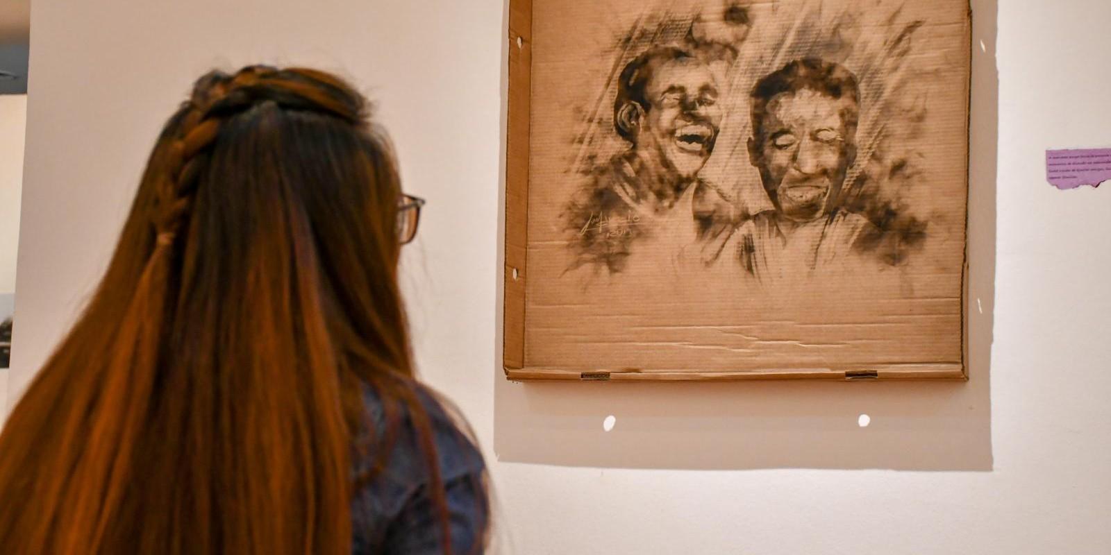 Projeto Entre Artes - Tisnas Reminiscentes
