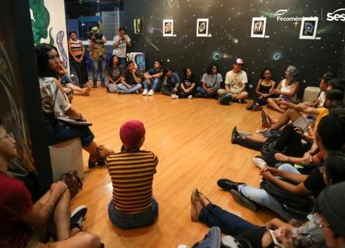 Roda de Conversa - Artista Campis