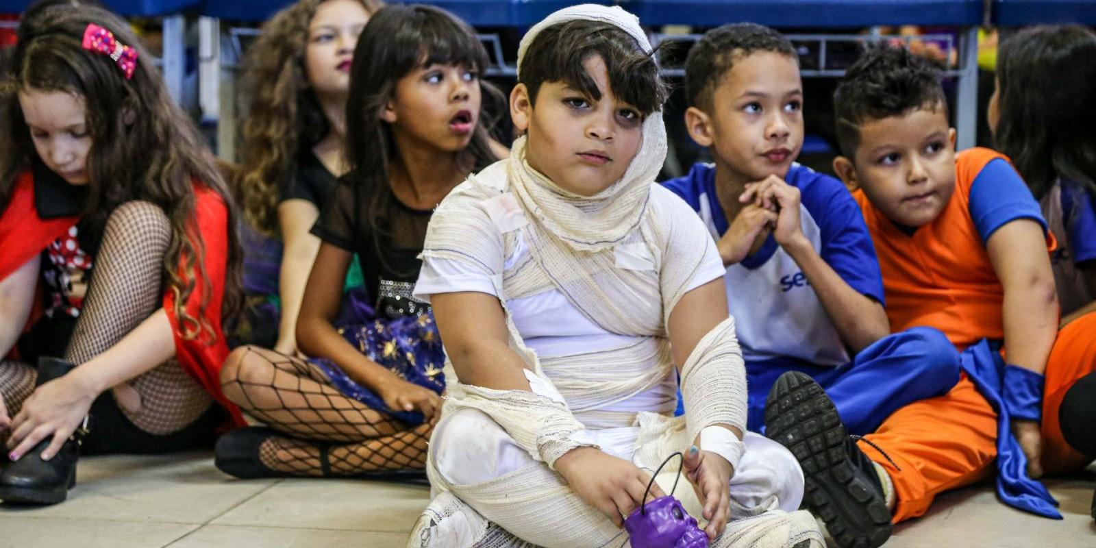 Hallowen: Um Olhar na Cultura