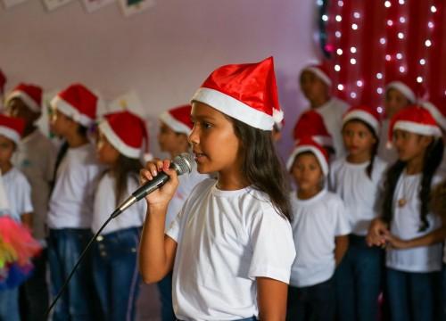 Cantata Natalina Santa Clara