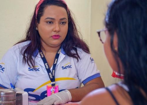 Educação em Saúde - Escola Amazonas Santana