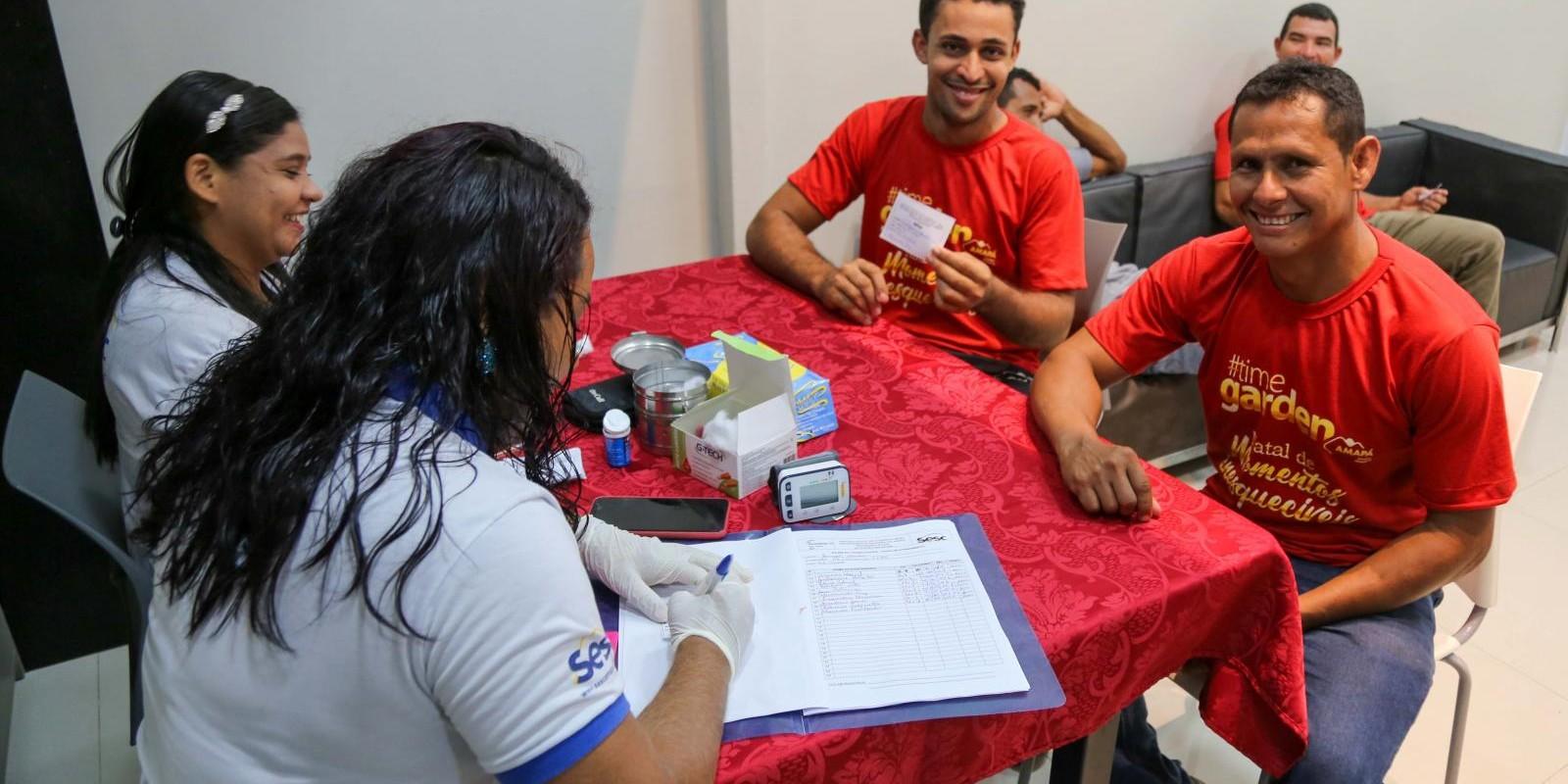 Educação em Saúde - Saúde do Trabalhador - Amapá Garden Shopping