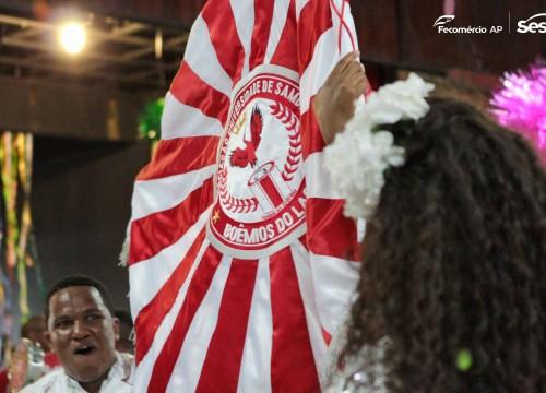 Sesc Folia - Ensaio Show com Boêmios do Laguinho