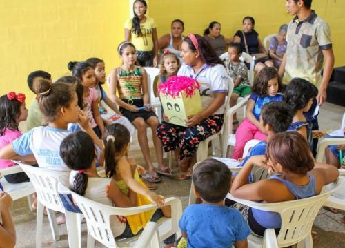Sesc na Comunidade - Ação Social