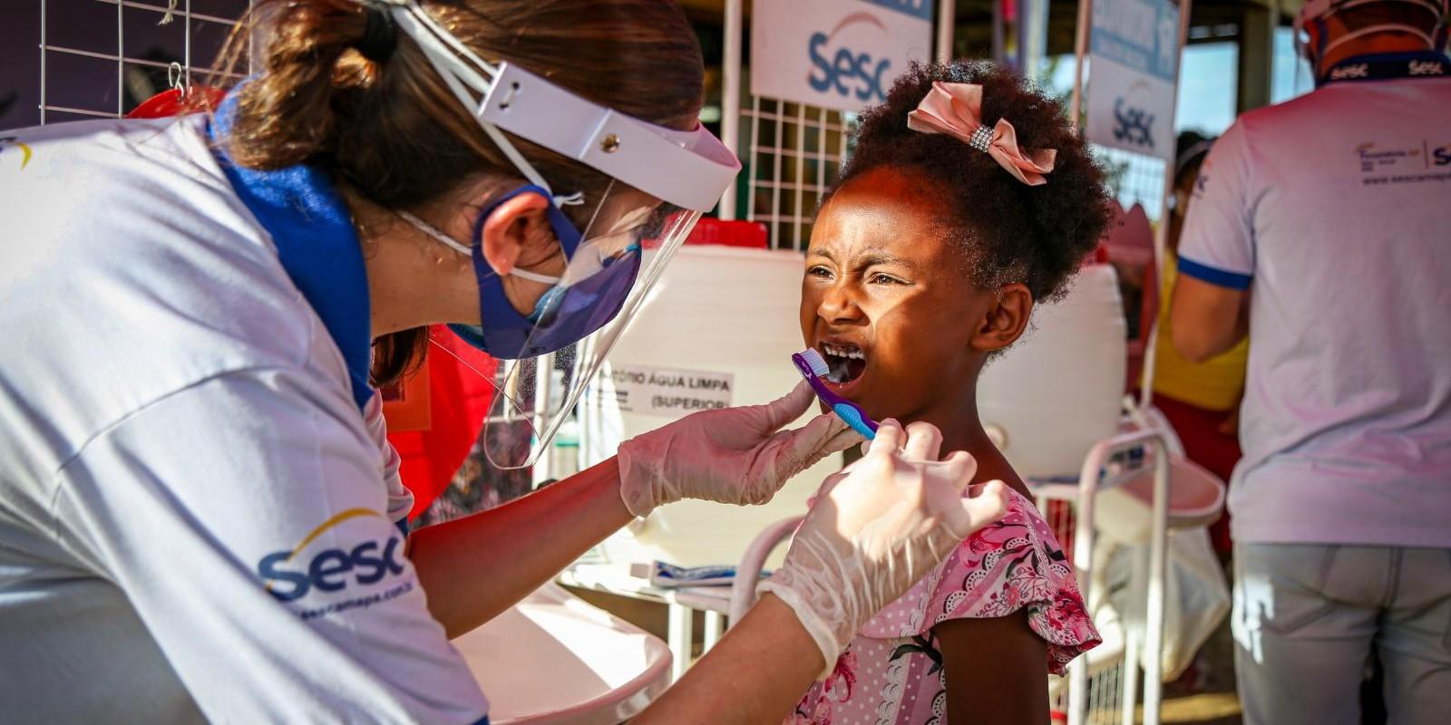 Sesc Amapá e Cruz Vermelha Brasileira - Assinatura Termo de Cooperação e Ação na Comunidade Quilombola Mel da Pedreira