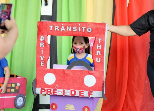 Drive Thru - Escola Sesc