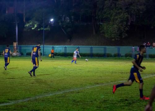 Futebol de Campo - Oitavas de finais - JOCOMAP 2020