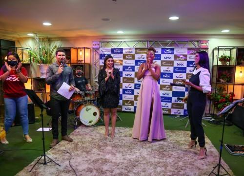 Live do Comerciário - Rainha JOCOMAP 2020