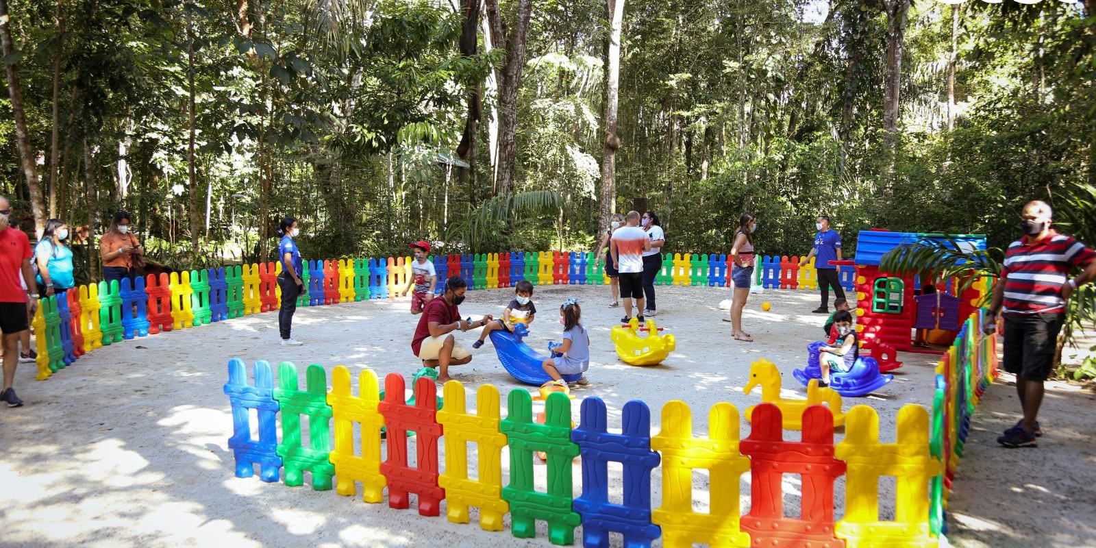 Programação de férias - Bioparque da Amazônia - 09/07