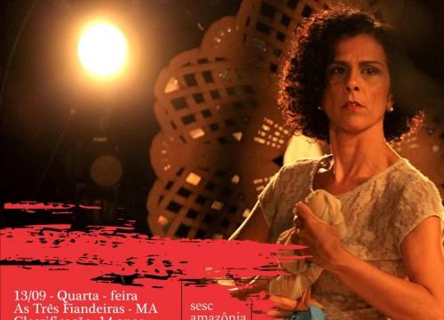 """""""As Fiandeiras"""", deu inicio na noite de quarta-feira (13/09), as apresentações diárias e gratuitas do Sesc Amazônia das Artes em Macapá"""