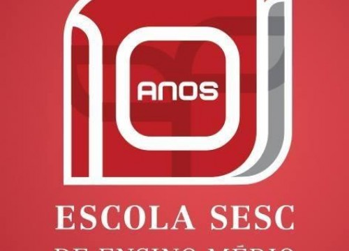 Resultado Escola Sesc de Ensino Médio  para ano letivo de 2018