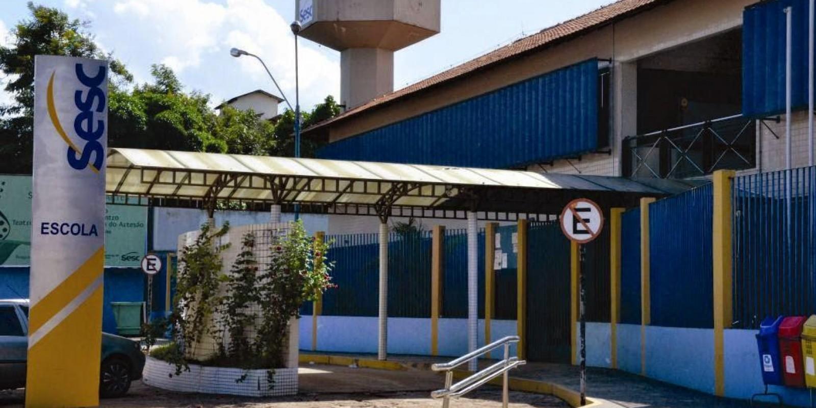 Sesc Amapá lança edital para sorteio de vagas para escola Sesc