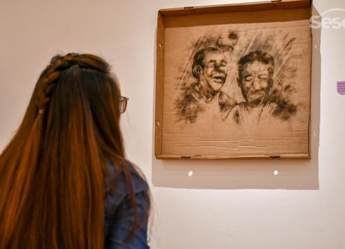"""Sesc AP realiza exposição """"Tisnas reminiscentes"""" com o intuito de resgatar as lembranças da Amazônia"""