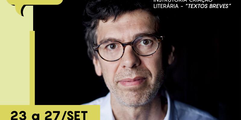 SESC AP traz para o Estado o escritor Almícar Bettega Barbosa