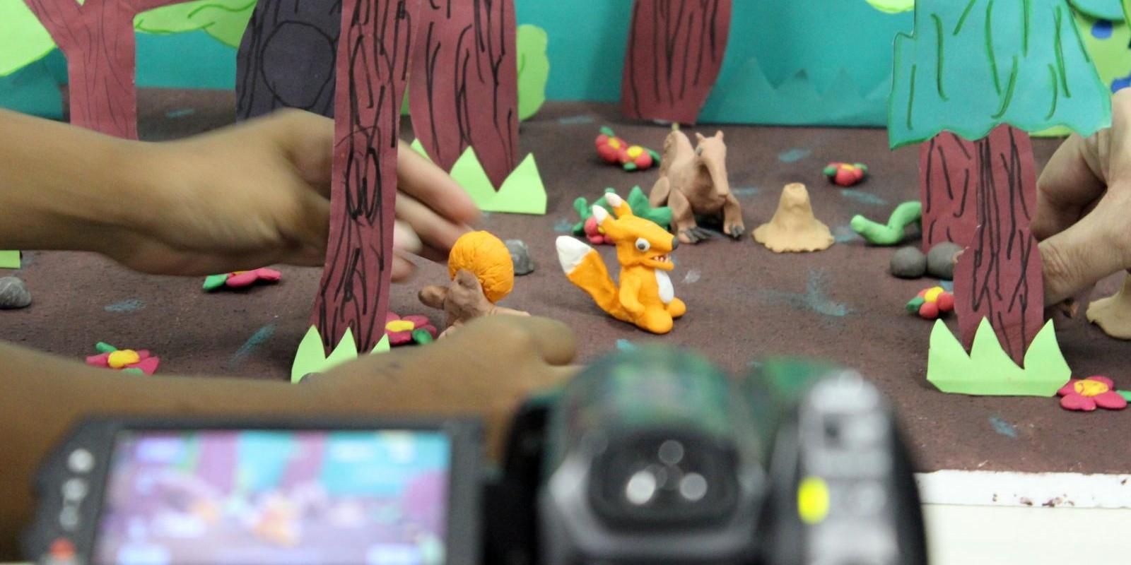 """SESC Amapá promove a capacitação audiovisual """"Animação audiovisual: Meu primeiro curta-metragem"""
