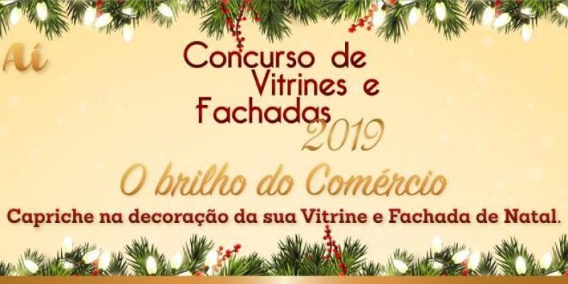 Concurso de Vitrines e Fachadas 2019 FECOMÉRCIO AP
