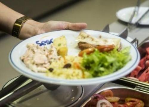 Restaurante Sesc Centro - Retorno das atividades
