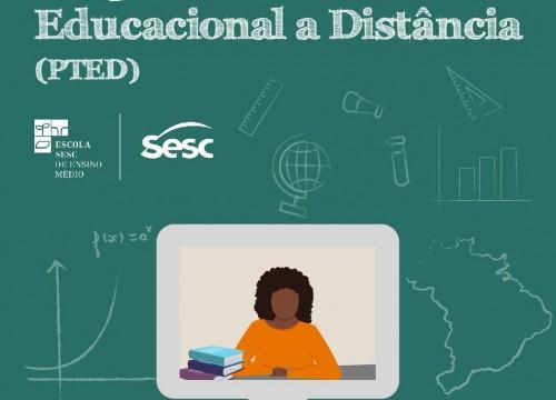 Sesc abre vagas para programa de apoio acadêmico a estudantes de Ensino Médio