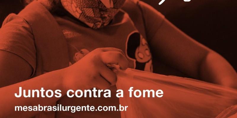 Mesa Brasil Urgente: campanha mobiliza empresas e sociedade no combate à fome