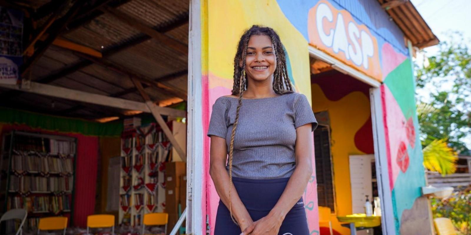 Sesc Amapá promove exposições a céu aberto de intervenção urbana com ação Tecendo o Futuro