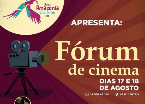 Sesc promove fórum de cinema com exibição de cinco produções da região amazônica