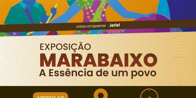 """Exposição """"Marabaixo – a essência de um povo"""" ficará disponível no Sesc Amapá"""