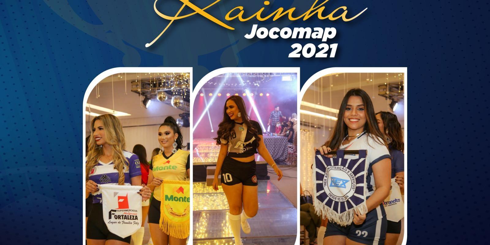 Resultado #3 Terceira Etapa - Concurso Rainha Jocomap 2021