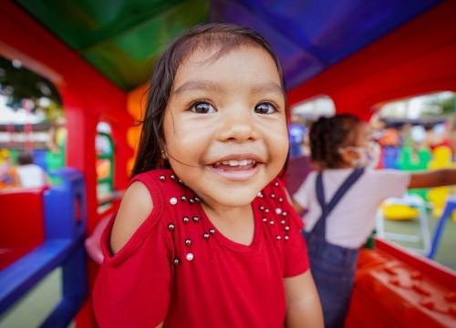 Festa das Crianças garantiu um sábado animado no Sesc Araxá