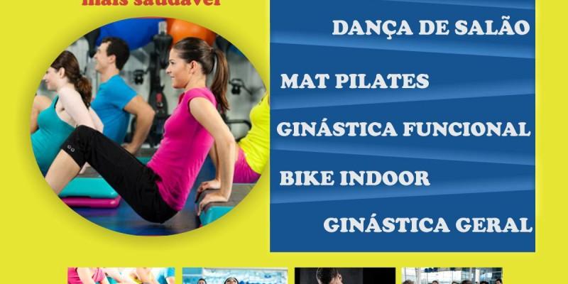 Pratique atividades físicas no Sesc