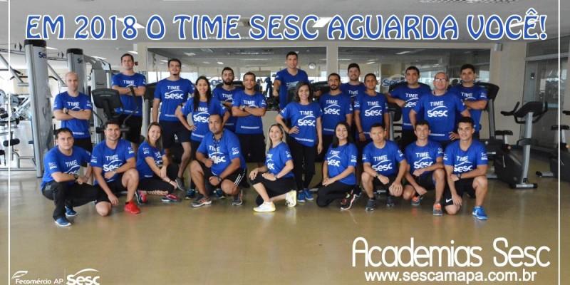 Academias Sesc