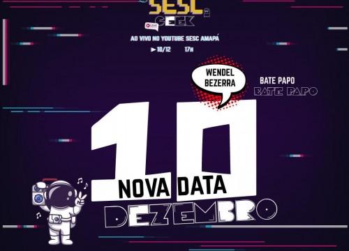Sesc Geek 2020 - LIVE