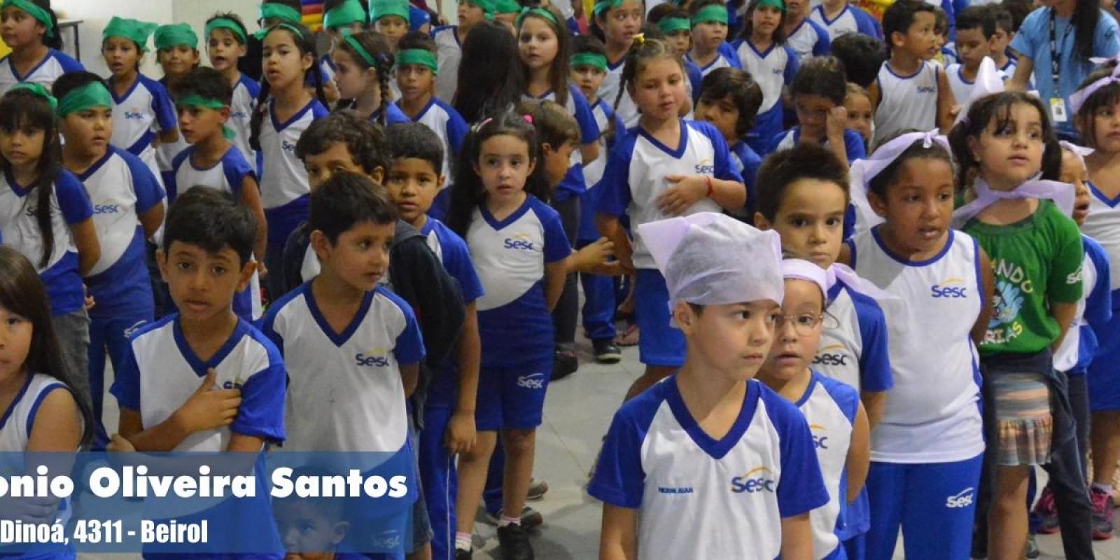 Escola Sesc Antônio Oliveira Santos