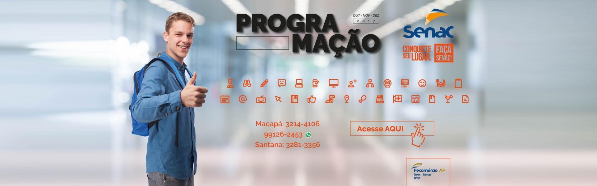 Programação Senac
