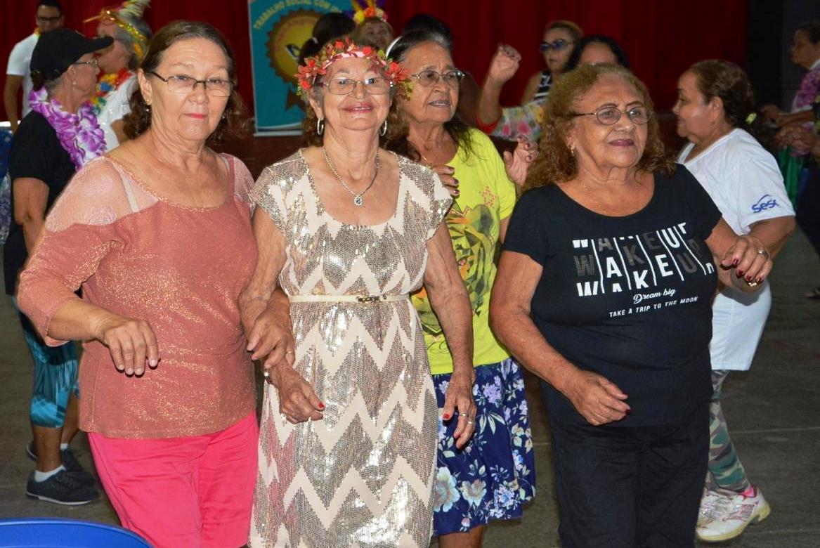 Vem aí o tradicional Baile das Máscaras do Sesc Amapá.