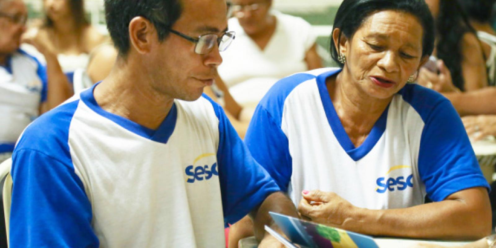 Educação de Jovens e Adultos. Sesc realiza mais de mais de 161 mil atendimentos
