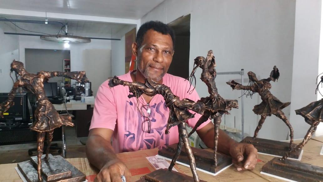 Exposição de arte do Sesc AP busca reflexão sobre os recursos naturais da Amazônia