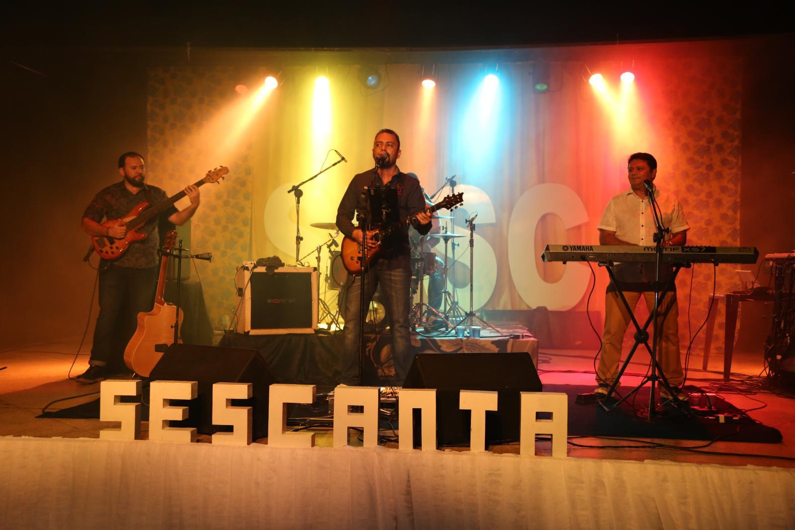 Sesc Amapá promove 16ª edição do Sescanta com difusão das músicas amapaenses