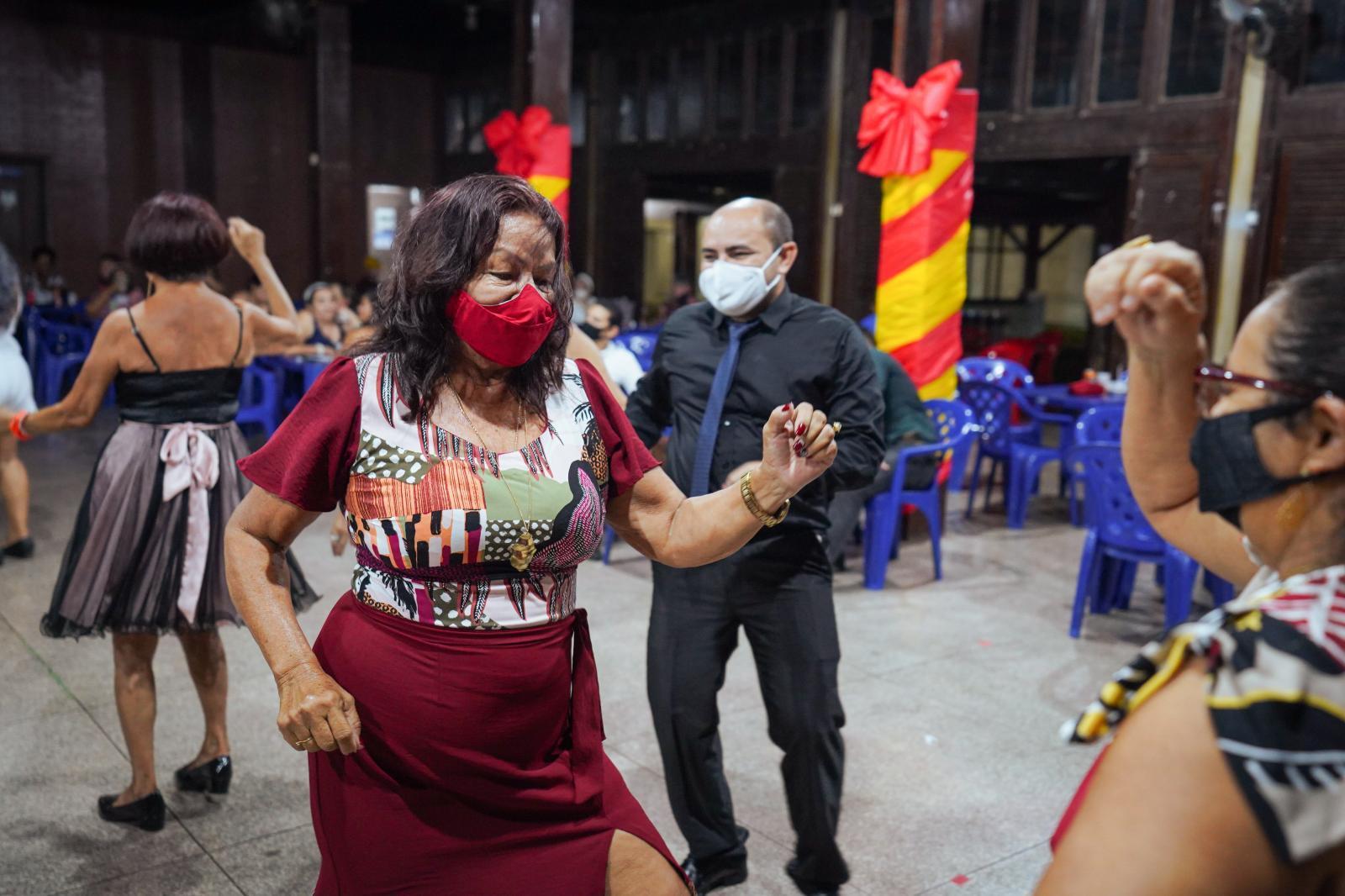 Semana de Valorização a Pessoa Idosa estimulou o envelhecimento ativo e saudável para os participantes