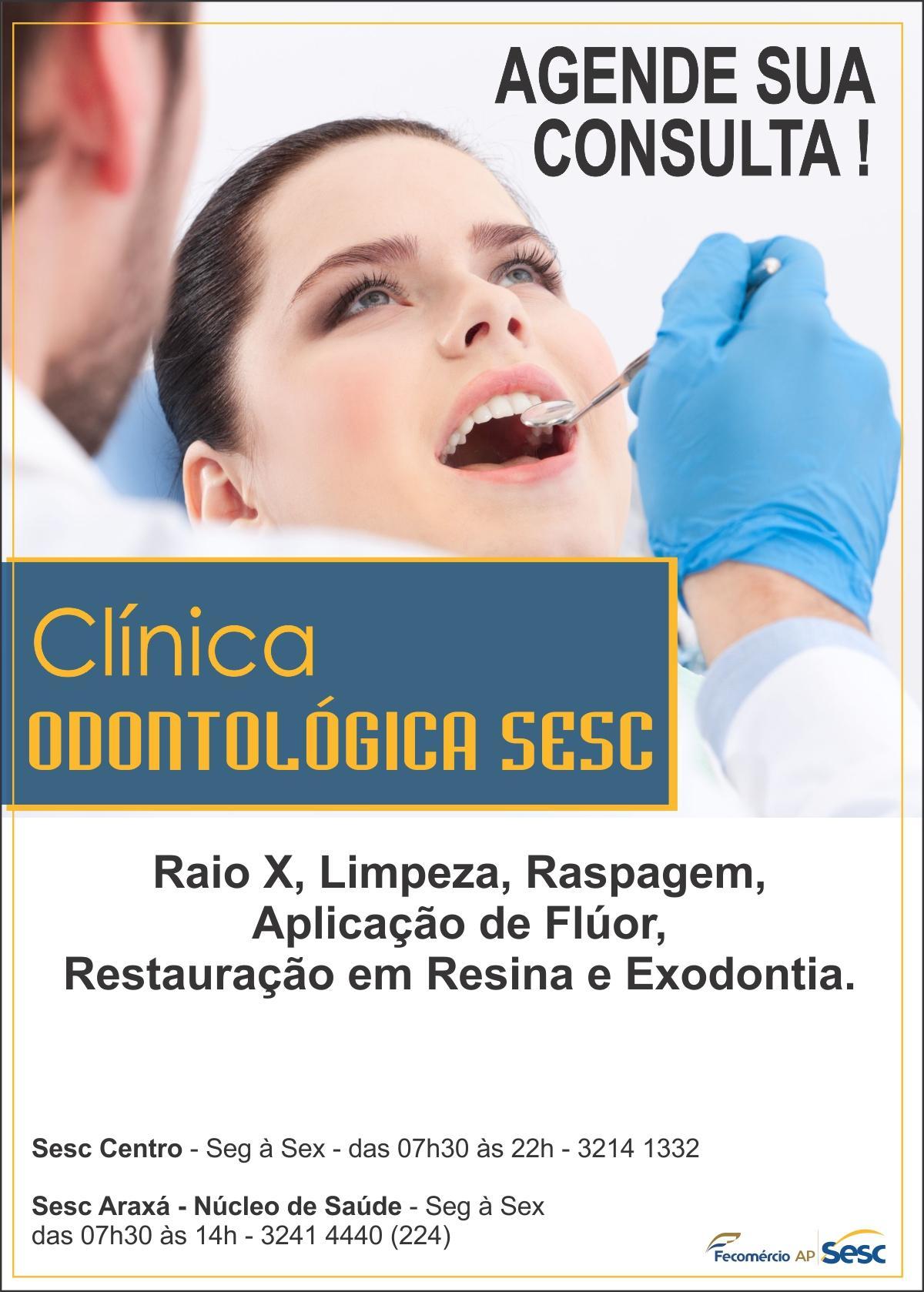 Clínica Odontológica Sesc